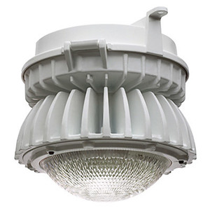 Holophane HPLED-42-350-5K-AS-UN-G-L5H-55C PETROLUX LED 5000K 120-277V CEILING & PENDANT MOUNT GRAY