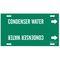 4039-F 4039-F CONDENSER WATER/GRN/STY F
