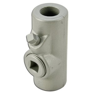 "Appleton EYSEF75 Sealing Fitting, Vertical/Horizontal, 3/4"", Explosionproof, Malleable"