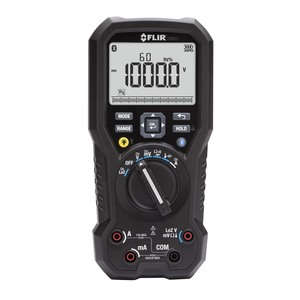 FLIR DM92 Multimeter, Industrial, True RMS