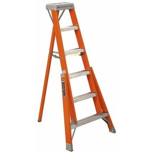 Louisville Ladders FT1006 TPIA FG TRIPOD LAD-6'
