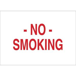 25116 NO SMOKING SIGN