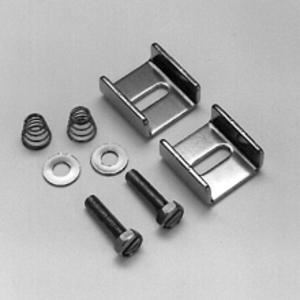 Eaton B-Line N4XCK2 Cover Clamp Kit, NEMA 4/4X, Stainless Steel