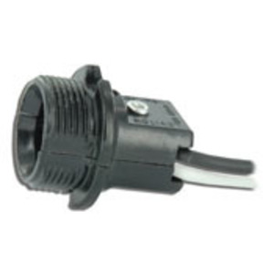 10032-200 BLK PHENOLIC LAMPHOLD