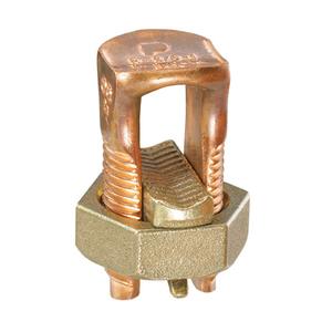 Panduit SBC4SL-C Split Bolt, Copper, Long Body, 8 - 6 AWG