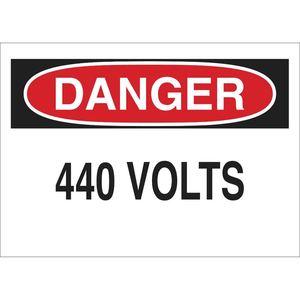 25566 ELECTRICAL HAZARD SIGN
