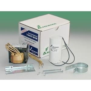 Philips Advance 71A8142001D Magnetic Core & Coil Ballast, High Pressure Sodium, 150W, 480V