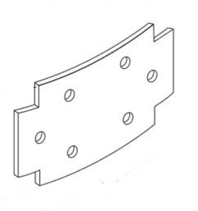 Cope 37-02RC Splice Plate