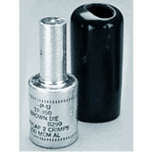 Penn-Union TP-600 Alum Terminal Plug