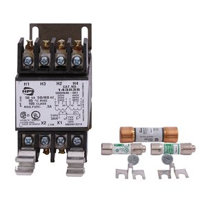 GE Industrial CR308XT104A Starter, Combination, Transformer Kit, 50VA, 240-480x120, NEMA 0,1