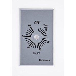 Intermatic FF60MP Timer Control Plate, Gray