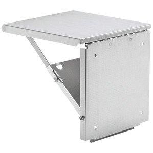 nVent Hoffman ACSHELF2424SS Folding Shelf, SS 24 X 24