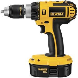 DEWALT DC725KA 18V Cordless Hammer Drill
