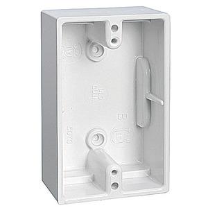 Carlon 5070-WHITE UNB 5070-WHITE 1G 1-5/8D SFC BOX