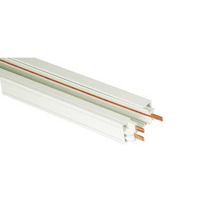 Elite Lighting ET-6-WH Single Circuit Track, 6', White