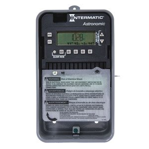 Intermatic ET8415CR Astronomic Time Switch (Outdoor Rated),7-Day