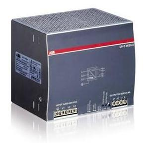 ABB 1SVR427056R0000 Power Supply, 480W, 24VDC Output, 20A, 3P, 400-500VAC, 3PH