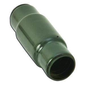 "Plasti-Bond PRCPLG-AL-3/4 3/4"" PVC Coated Coupling, Aluminum"