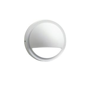 Kichler 15764WHT HALF MOON LED DECK *** Discontinued ***