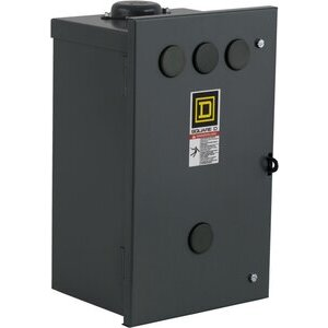 8903LH60V02 LIGHTING CONTACTOR 600VAC 30