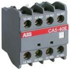 ABB CA5-40E ABB CA5-40E CONTACT BLOCK 4 NO
