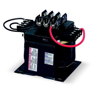 Square D 9070TF1000D1 Control Transformer, 1kVA, Multi-Tap, Type TF, 1PH, Open