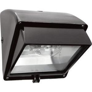 RAB WP1CF32 Wallpack 32w Cfl Qt Hpf Cutoff Lamp Bronze