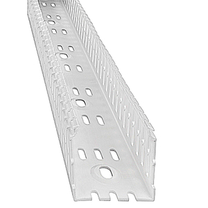 "Thomas & Betts TYD2X2NPW6 2"" x 2"" Wire Duct, White"