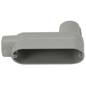 "Appleton LB50-A Conduit Body, Type: LB, FM85, Size: 1/2"", Aluminum"