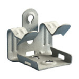 "Erico Caddy M912 Flange Clip, Type Hammer-On, Fits 9/16 to 3/4"" Flange, Steel"