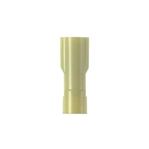 Panduit DPF10-250FI-D Female Disconnect, premium nylon fully i