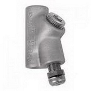 """Appleton EYD2 Sealing Fitting, Vertical, 3/4"""", Explosionproof, Malleable Iron"""