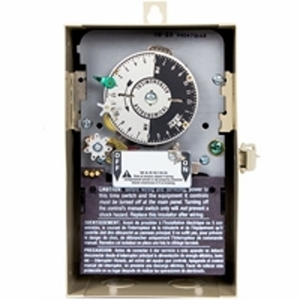 Intermatic V45472CR34 Time Switch, Skipper & Carryover Features, NEMA 3R