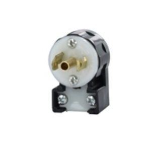 Leviton ML2-AP Angle Plug Black