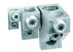 Allen-Bradley 100-DL180 Terminal Lugs, for 100-D, 104-D, 6AWG - 300MCM, 6 per Set