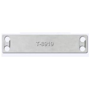 Hayata T-8919 Stainless Steel Tags
