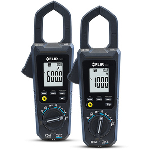 FLIR CM74 600A AC/DC Commercial Clamp Meters