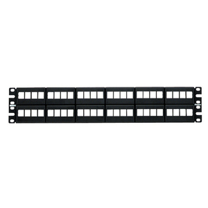 NKFP48Y PATCH PANEL KEYSTONE 48 PORT