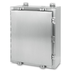 Austin Electrical Enclosures AB-483612NFX AUS AB-483612NFX 48X36X12 N4X SS