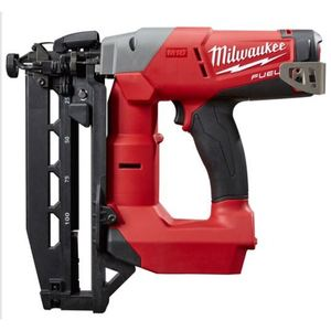 Milwaukee 2741-20 16GA Straight Finish Nailer (Tool Only)