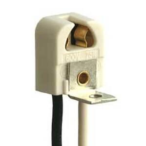 Damar 00882A Lampholder, Fluorescent, Mini Bi-Pin