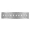 84050-40 S.S. WALLPLT 10G TOGL STD SIZE