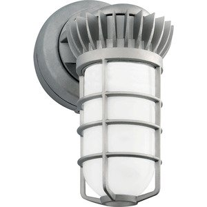 RAB VXBRLED13DG-3/4 VAPORPROOF LED 13W WALL BR 3/4 FROSTED