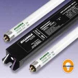 SYLVANIA QHE-2X28T5/UNV-DIM-TCL Electronic Dimming Ballast, Fluorescent, T8, 2-Lamp, 28W, 120-277V