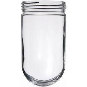 RAB GL100HR GLOBE GLASS 100 SERIES CLEAR HEAT RESIST
