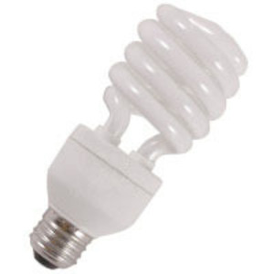 Halco 109242 Compact Fluorescent Lamp, Twister, 11W, 4100K