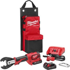 Milwaukee 2678-22BG M18 Utility Crimper Kit