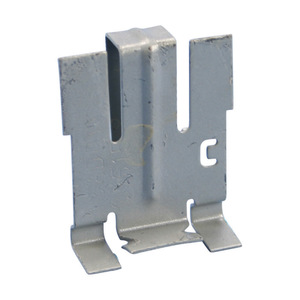 nVent Caddy 515 Lay-In / Troffer Support Clip, for Straight Lip Fixtures