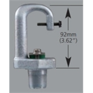 Holophane PF-291 Safety Hook, Male, 3/4""