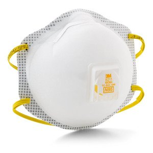 3M 8211-N95-RESPIRATOR *Not Available* Particulate Respirator